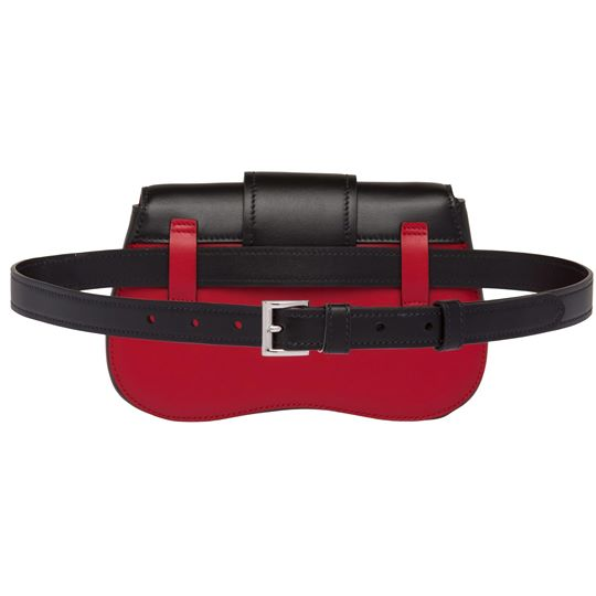 Prada Sidonie leather belt-bag