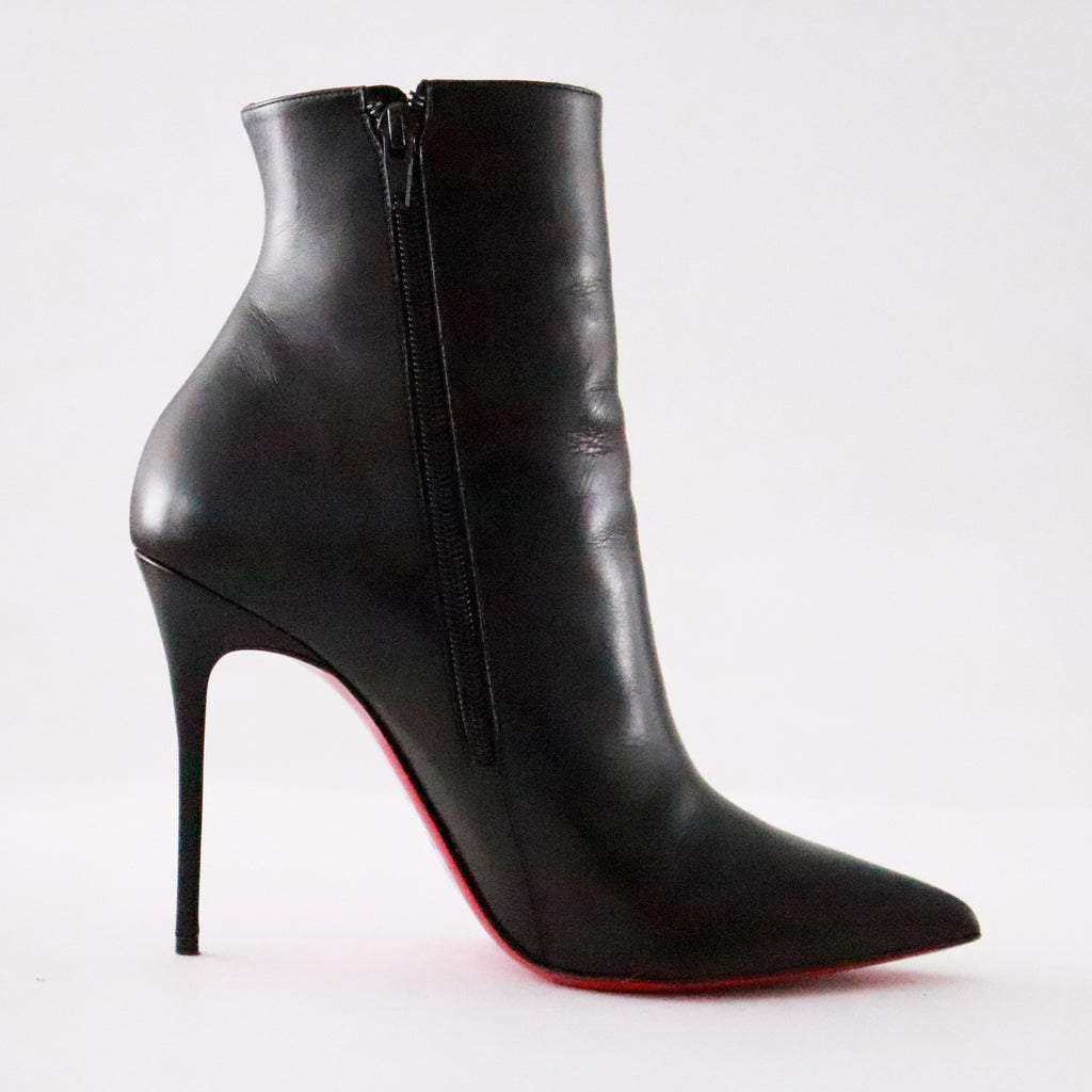 Christian Louboutin Calfskin So Kate Booty 100 Ankle Boot