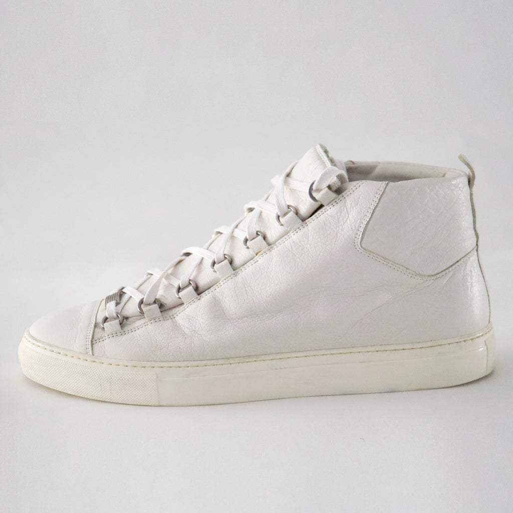 Balenciaga Arena white High Top Sneaker