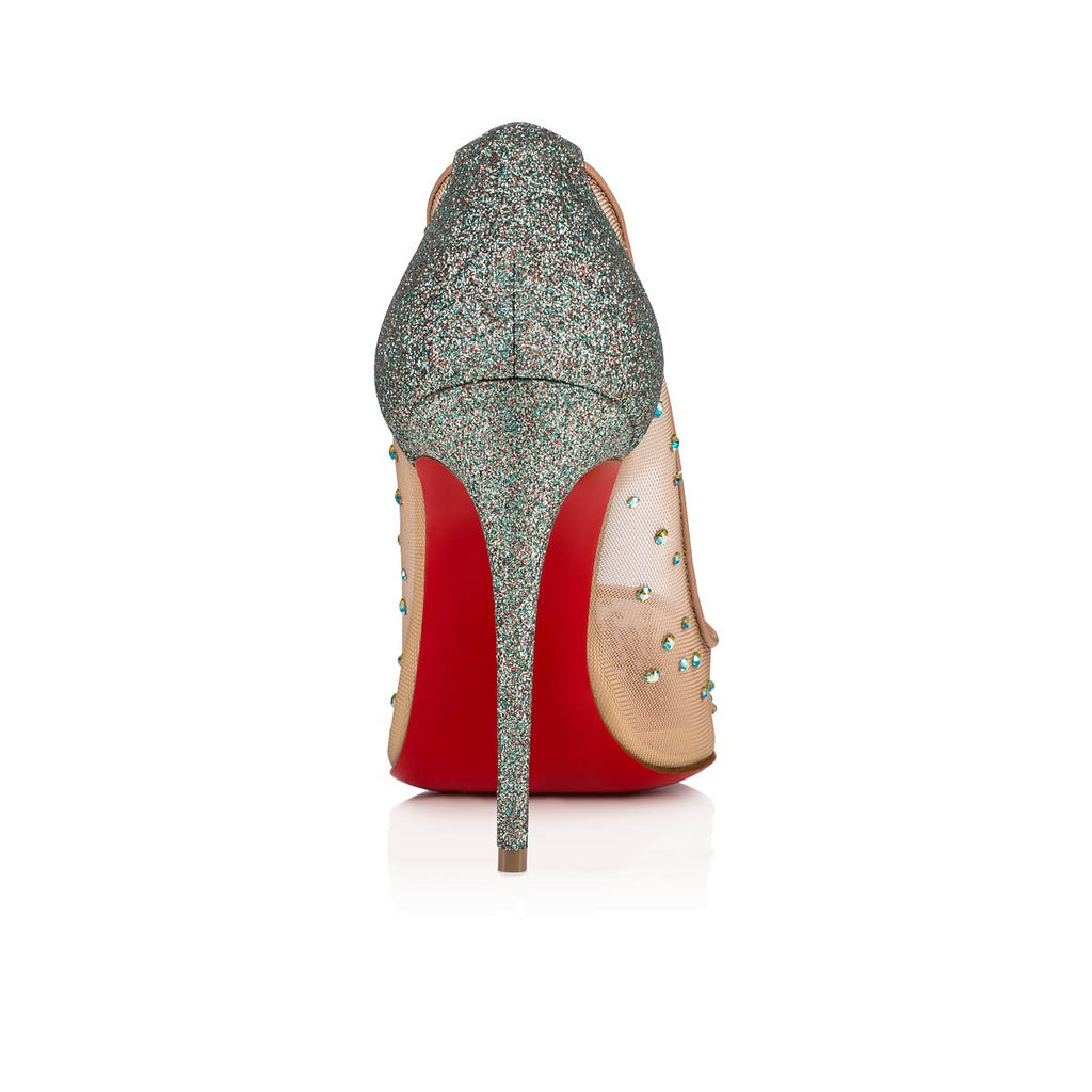 Christian Louboutin Follies Strass Pumps