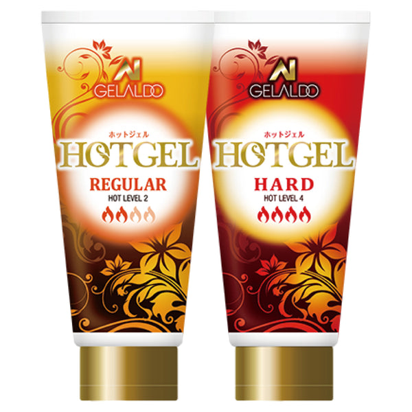 GELALDO HOT GEL