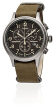 Laden Sie das Bild in den Galerie-Viewer, Timex Expedition Scout Chronograph Outdoor Herrenuhr TW4B04100E neu ovp. Box Garantie