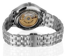Laden Sie das Bild in den Galerie-Viewer, Maurice Lacroix Masterpiece Tradition Petite Seconde Automatik Herren-Armbanduhr Edelstahl-Band MP6907-SS002-111-1