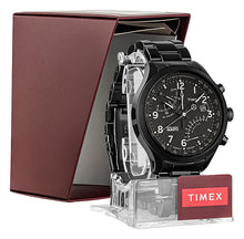 Laden Sie das Bild in den Galerie-Viewer, TIMEX Intelligent Quartz Flyback Chronograph Herrenuhr mit rétrograder Anzeige TW2P60800