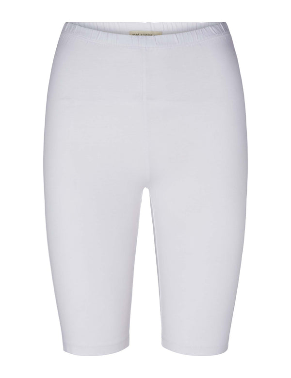 esmé studios ESPam Short Leggings Pants 002 White