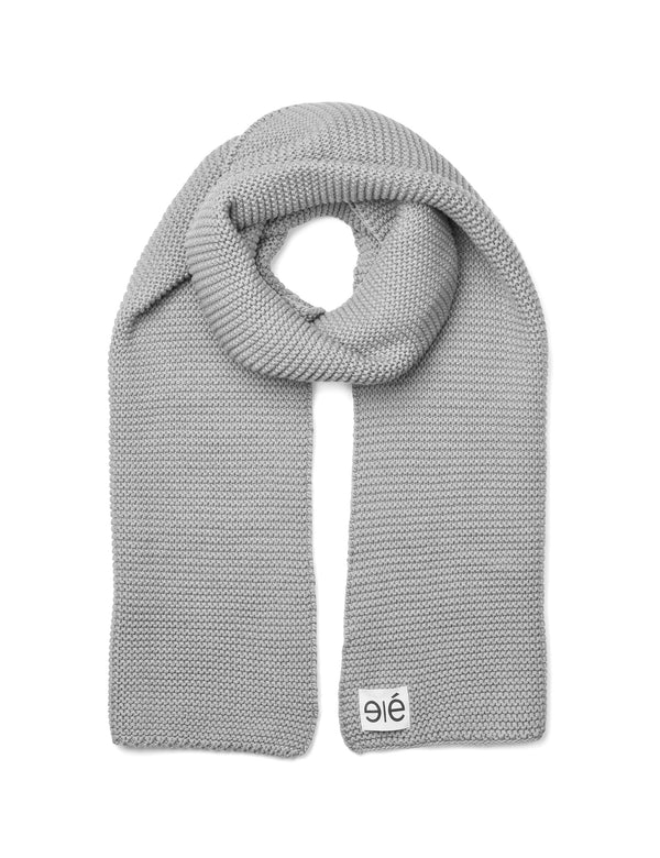 esmé studios Victoria Scarf accessories 059 Grey