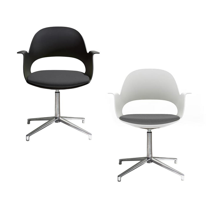 alava meeting and office chair on glides