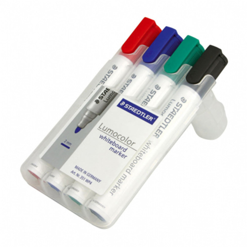 Whiteboard Markers Set of 4
