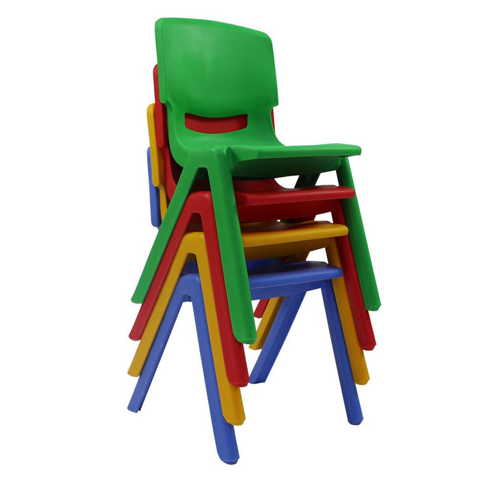 Plastic classroom or student chair
