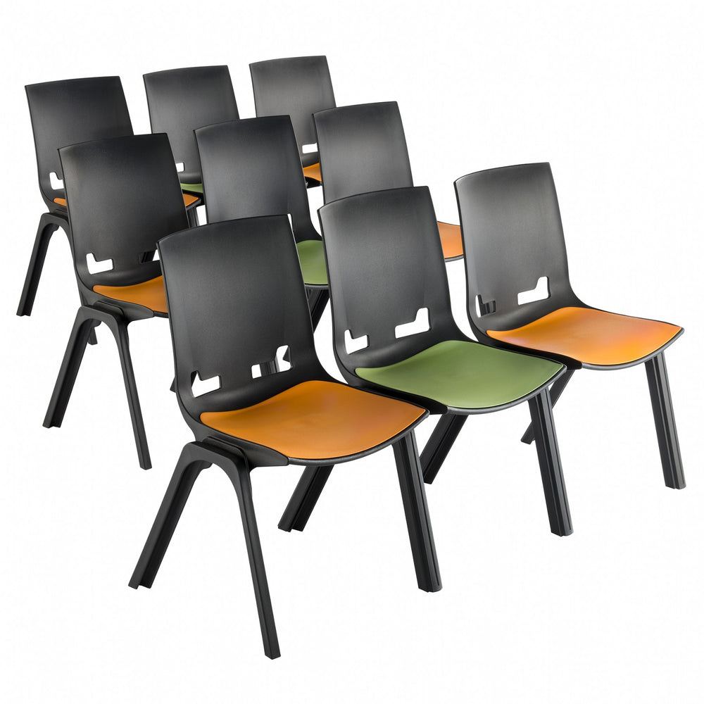 connectable plastic chairs