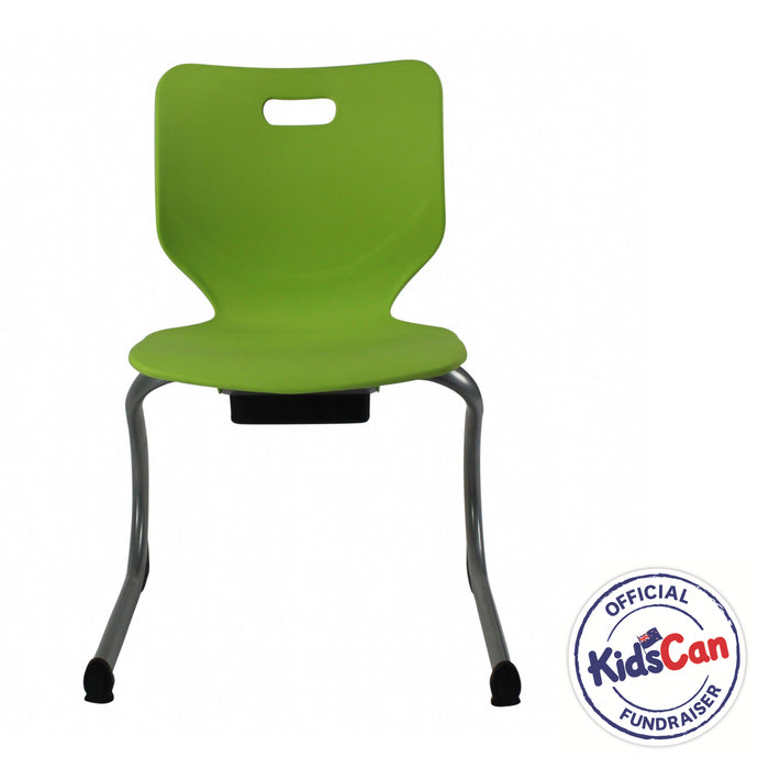Form Chair Green
