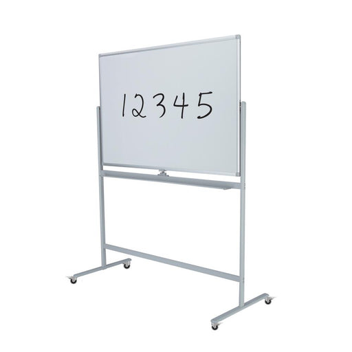 double sided classroom whiteboard