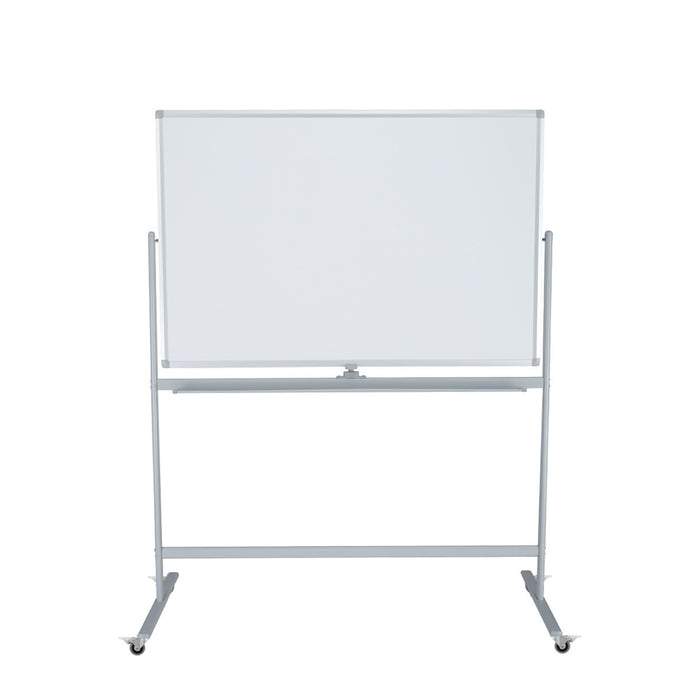 Porcelain Double-Sided Mobile Whiteboard