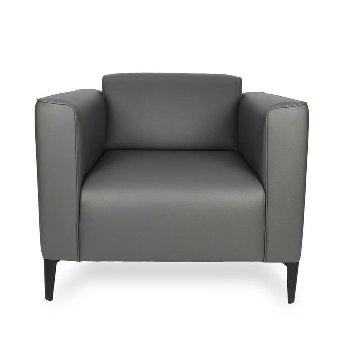 Claire chair is perfect for waiting areas, offices and lounge areas, and is also a perfect choice for the staffroom