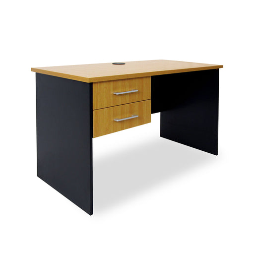 Mobel Delta 1200 Desk with 2 Drawers