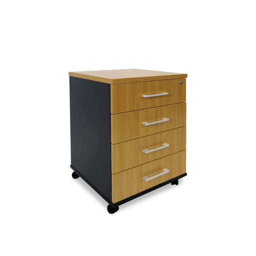 Mobel Delta 4 Drawer Mobile