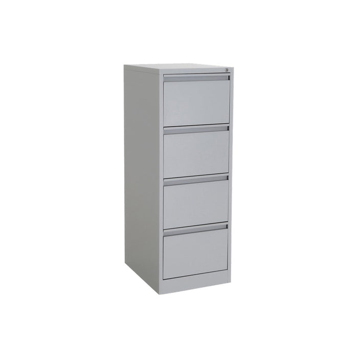 Pre-Assembled 4 Drawer Filing Cabinet