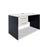 Mobel Sonic 1200 Desk with 2 Drawers