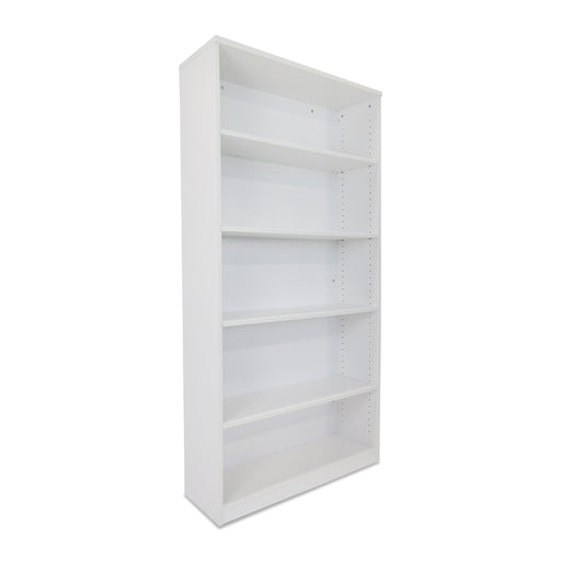 Mobel Sonic 1800 White Bookcase