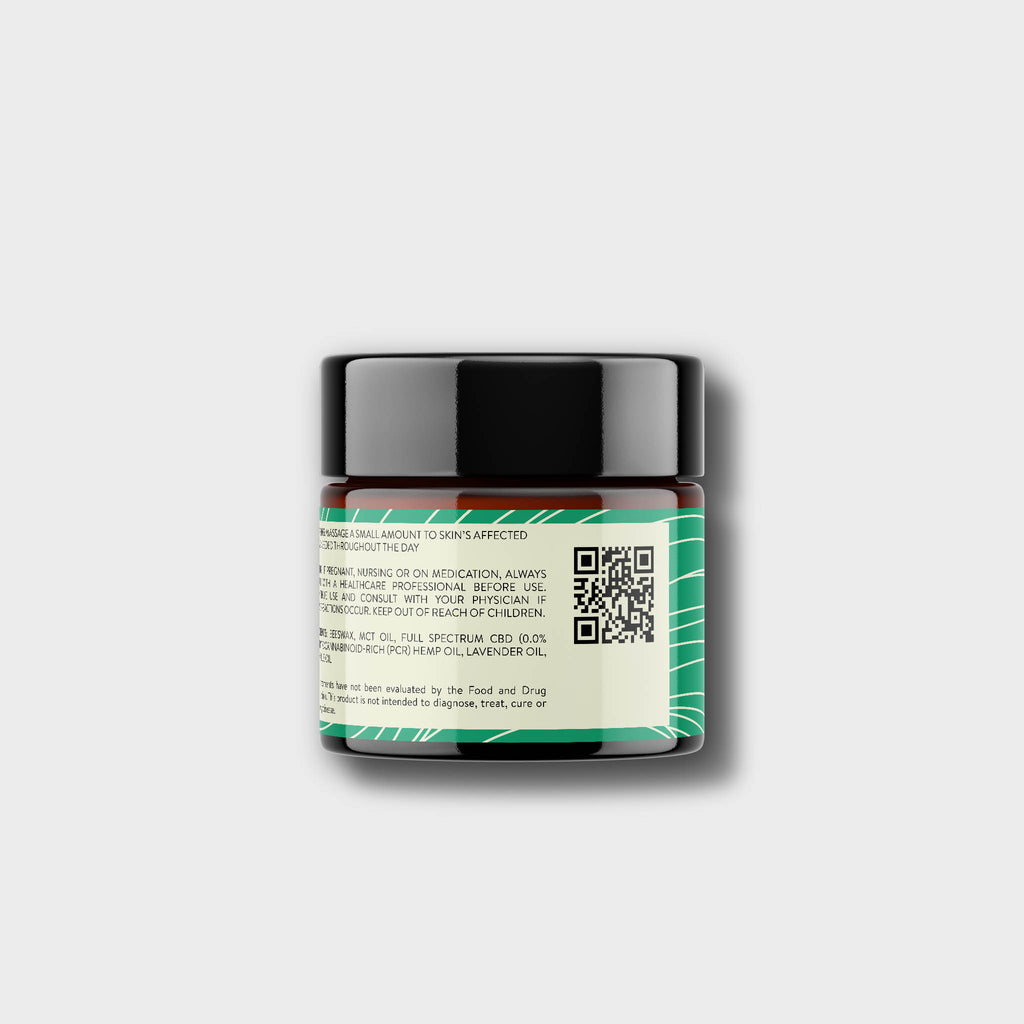 CBD Salve - Wintergreen