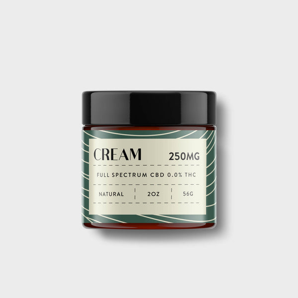 CBD Topical Cream - Eucalyptus