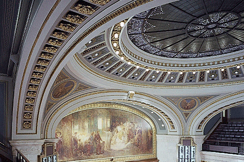 Metal Restoration of the Wisconsin Capitol