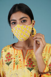 Face Mask Yellow