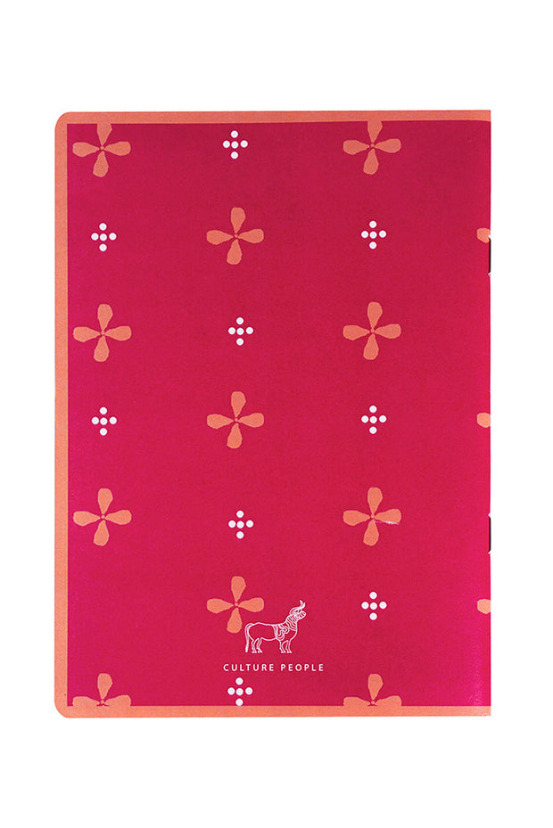 Folder + Notebook + Wrapping Paper (Set of 4)