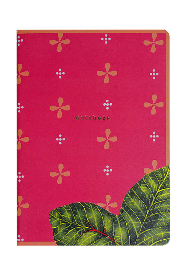 Big Leaf Notebook