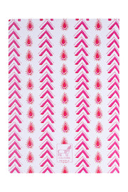 Pink Parcha Notebook