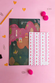 Folder & Notebooks (Set of 2)