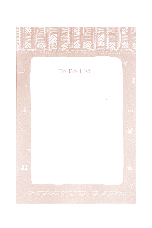 Thar Tribal To-Do List