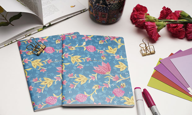 Anar Floral Notebook