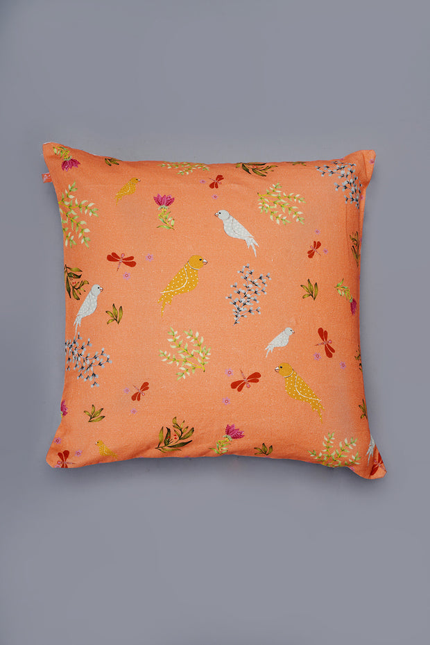 Parrot Pop Cushion