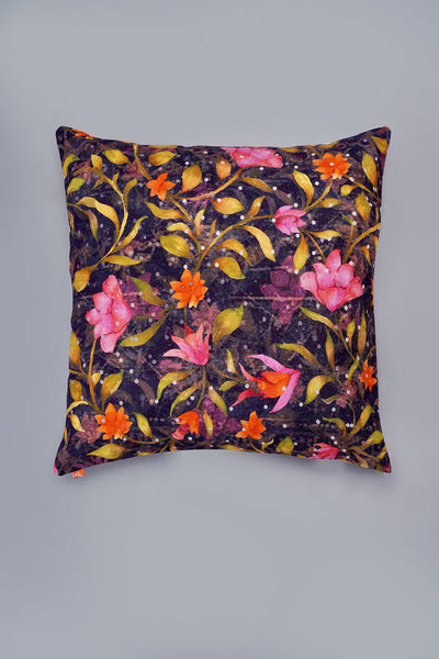 Floral Night Cushion