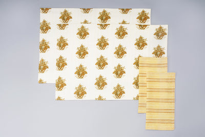 Sunshine Floral Table Mat