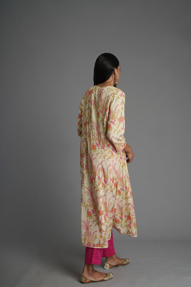 Tropical Kurta