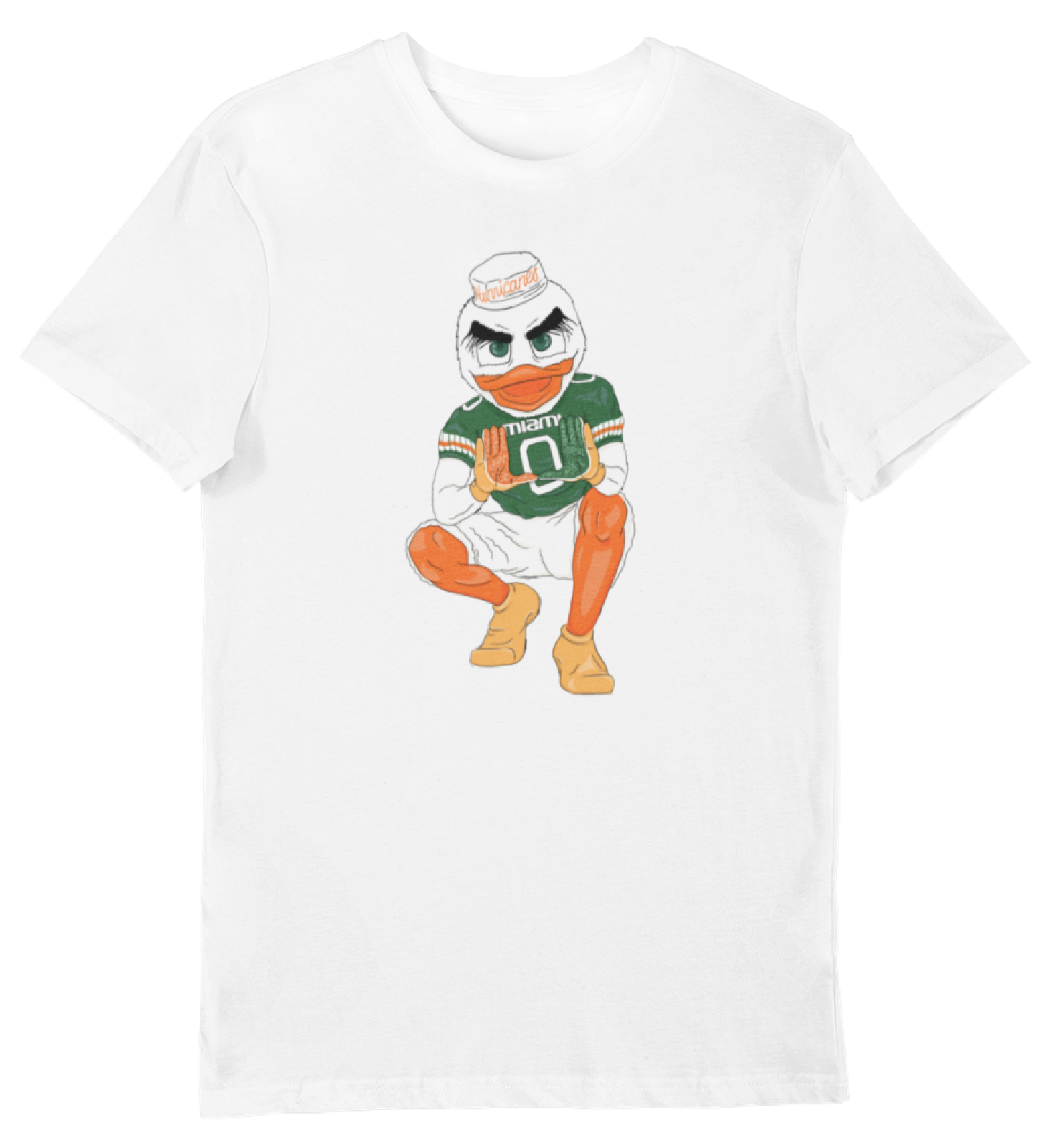 Men's White Sebastian Flex T-Shirt