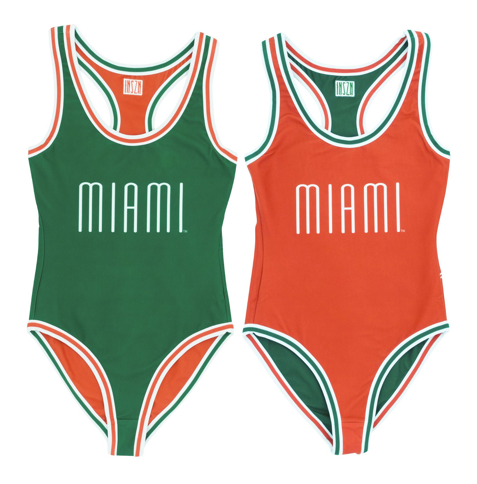 Miami Mami Reversible Bodysuit