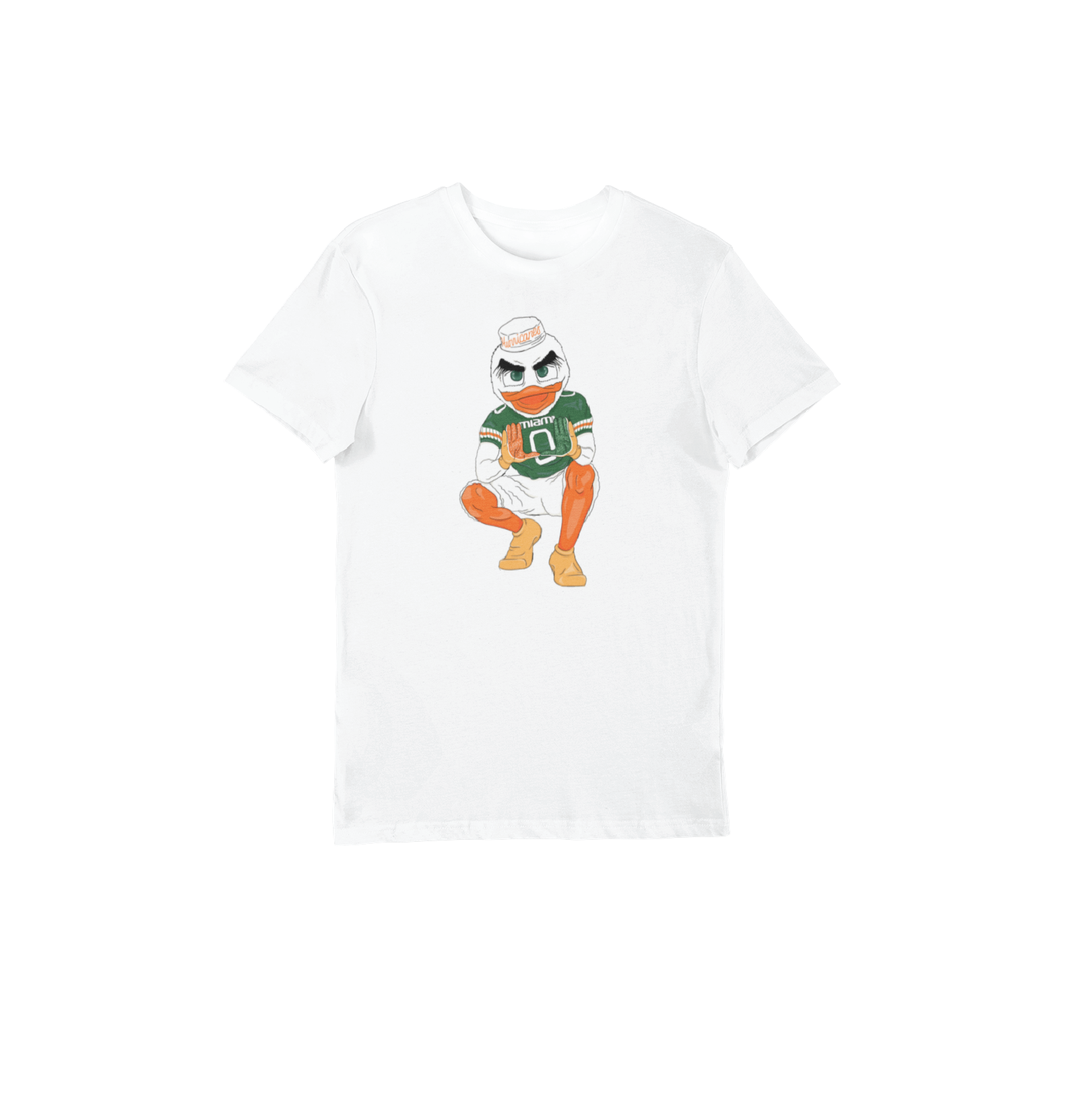 Kid's White Sebastian Flex T-Shirt