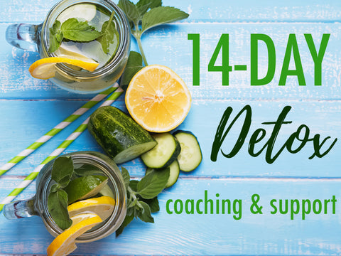 14-Day Detox Challenge (with Coaches)