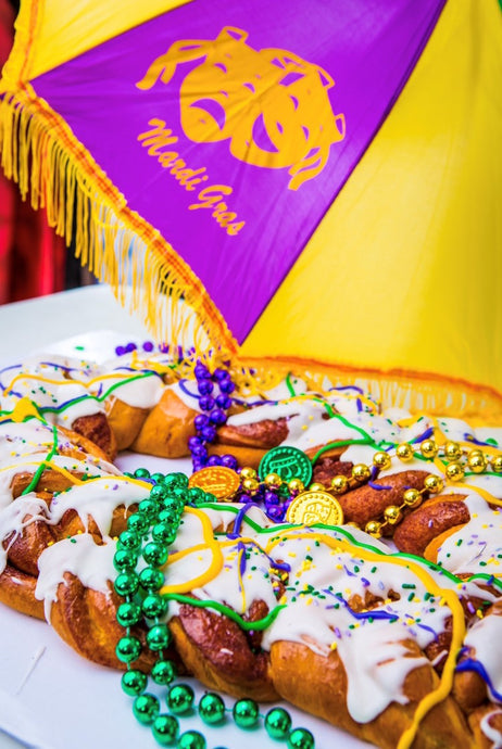 King Cake Season is Here!