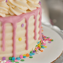 Load image into Gallery viewer, Sprinkle Surprise Birthday Cake