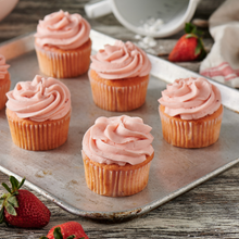 Load image into Gallery viewer, strawberry cupcakes cake nashville new orleans