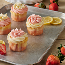 Load image into Gallery viewer, strawberry lemonade cupcakes cake nashville new orleans