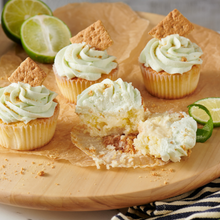 Load image into Gallery viewer, key lime cupcakes nashville new orleans key lime pie