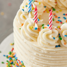 Load image into Gallery viewer, Traditional Birthday Cake