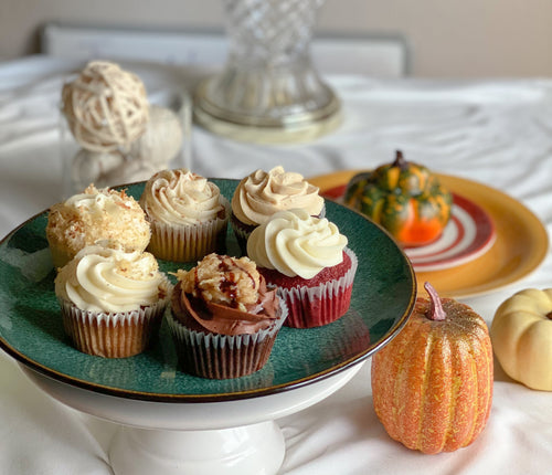 Nuts About Fall Cupcake Assortment