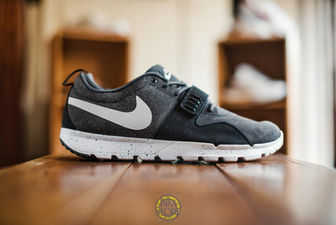 big sale 7093b cf163 nike sb trainerendor anthracite