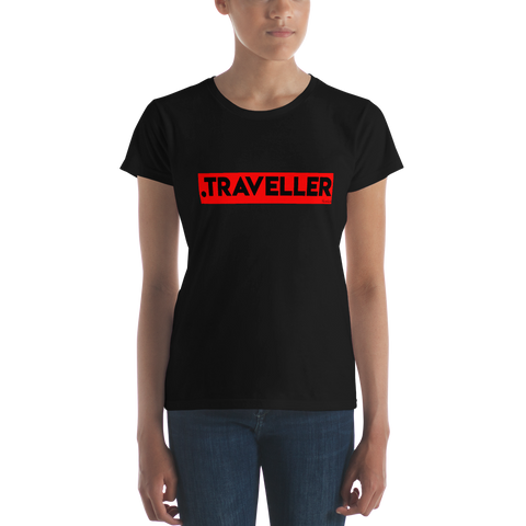 "Camisa Babylong "".TRAVELLER"" Woman"